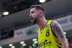 Barmer 2. Basketball Bundesliga  2018/2019  6. Spieltag Tigers Tuebingen - Baunach Young Pikes   27.10.2018 Enosch Wolf (Tigers)  FOTO: ULMER Pressebildagentur xxNOxMODELxRELEASExx