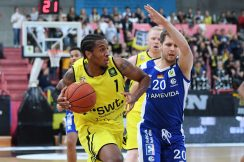 Basketball 2. Bundesliga  19/20: Tigers Tuebingen - FC Schalke 04 Basketball